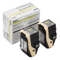 NEC トナーカートリッジ イエロー 2本セット PR-L9110C-11W 1式  (直送品)