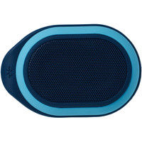プリンストンテクノロジー Bluetooth対応 防水ポータブルスピーカー(ブルー) PSP-BTS3BL 1個  (直送品)