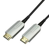 ラトックシステム HDMI光ファイバーケーブル 4K60Hz対応 (30m) RCL-HDAOC4K60-030 1本  (直送品)