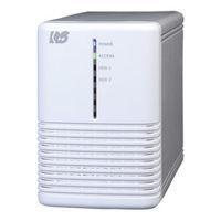 ラトックシステム USB3.0 RAIDケース (HDD2台用) ホワイトシルバー RS-EC32-U3RWSX 1台  (直送品)