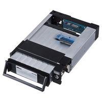 ラトックシステム SATAリムーバブルケース 内蔵タイプ(ブラック) SA3-RC1-BKX 1個  (直送品)