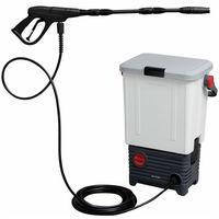 アイリスオーヤマ タンク式高圧洗浄機 白/黒 SBT-513 1個  (直送品)