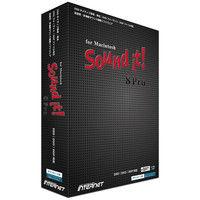 インターネット Sound it! 8 Pro for Macintosh SIT80M-PV 1本  (直送品)