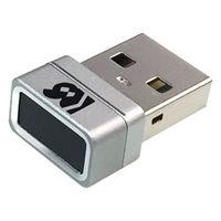 ラトックシステム USB指紋認証システムセット・タッチ式 SREX-FSU4 1台  (直送品)