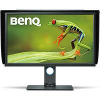 BenQ フリッカーフリー 31.5型 3840x2160(4K UHD) カラーマネージメント液晶ディスプレイ SW320 1台  (直送品)
