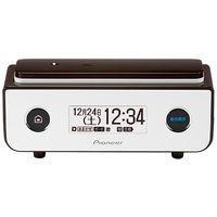 パイオニア デジタルフルコードレス留守番電話機 ビターブラウン TF-FD35S(BR) 1個  (直送品)