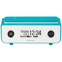 パイオニア デジタルフルコードレス留守番電話機 ターコイズブルー TF-FD35S(L) 1個  (直送品)
