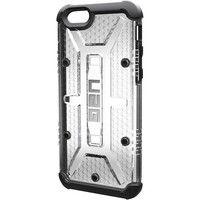 プリンストンテクノロジー URBAN ARMOR GEAR社製iPhone 6s/6用コンポジットケース (クリア) UAG-IPH6S-ICE  (直送品)