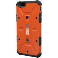 URBAN ARMOR GEAR社製iPhone 6s Plus/6 Plus用コンポジットケース (オレンジ) UAG-IPH6SPLS-RST  (直送品)