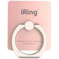 ユニーク iRing お洒落でスタイリッシュなスマホリング ローズゴールド UMS-IR01RG 1個  (直送品)