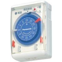 パナソニック 24時間くりかえしタイマー (ホワイト) WH3301WP 1台  (直送品)