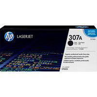 HP(ヒューレット・パッカード) 307A 純正LaserJetトナーカートリッジ(黒)(CP5225dn) CE740A 1個  (直送品)