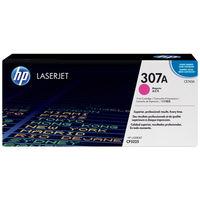 HP(ヒューレット・パッカード) 307A 純正LaserJetトナーカートリッジ(マゼンタ)(CP5225dn) CE743A 1個  (直送品)