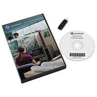 HP(ヒューレット・パッカード) Designjet PostScript/PDF Upgrade Kit CQ745B 1個  (直送品)