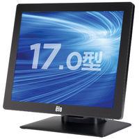 17型投影型静電容量方式TFTマルチタッチパネルモニター USBコントローラ内蔵 ブラック ET1723L-2UWA-1-BL-MT-ZB-G  (直送品)