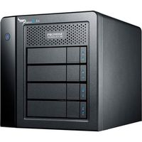 Promise Pegasus2 R4 12TB(3TBx4)モデル Thunderbolt対応ストレージ F40SR4R00000002 1台  (直送品)
