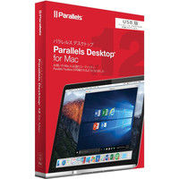 Parallels Desktop 12 for Mac Retail Box USB JP (USB版) PDFM12L-BX1-USB-JP  (直送品)