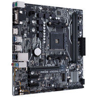 ASUS AMD A320搭載 microATXマザーボード PRIME/A320M-K 1台  (直送品)