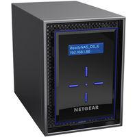 NETGEAR ReadyNAS422 ディスクレスモデル RN42200-100AJS 1台  (直送品)