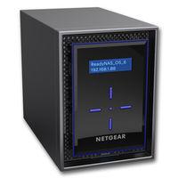 NETGEAR ReadyNAS 422 [5年保証] 2ベイデスクトップ 8TBモデル RN422E4-100AJS 1台  (直送品)