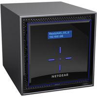 NETGEAR ReadyNAS424 ディスクレスモデル RN42400-100AJS 1台  (直送品)
