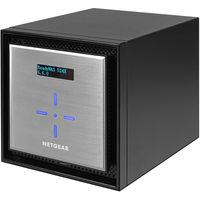 ReadyNAS 524X 4ベイ デスクトップ型ユニファイド・ネットワークストレージ ディスクレスモデル RN524X00-100AJS  (直送品)