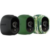 NETGEAR ARLO ネットワークカメラ用スキンパック(3色セット) VMA1200-10000S 1個  (直送品)