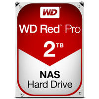 WD Red Proシリーズ 3.5インチ内蔵HDD 2TB SATA6.0Gb/s 7200rpm 64MB WD2002FFSX  (直送品)