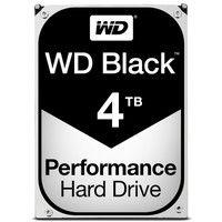 WD Blackシリーズ 3.5インチ内蔵HDD 4TB SATA6.0Gb/s 7200rpm 128MB WD4004FZWX  (直送品)
