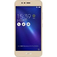 ASUS ASUS ZenFone 3 Max (大容量バッテリー搭載/5.2インチ) ゴールド ZC520TL-GD16 1台  (直送品)