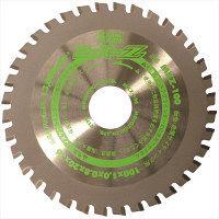 グローバルソー スーパーZ 板金・金属サイディング用 外径100mm MKZ-100 MOTOYUKI(モトユキ) (直送品)
