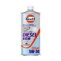 Gulf DIESEL ECO 5W30 DL-1 1セット(20本入)(直送品)