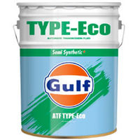 Gulf ATF TYPE-Eco (直送品)