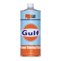 Gulf PG Power Steering Fluid 1セット(20本入)(直送品)