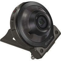 カシオ計算機 デジタルカメラ FREE STYLE EXILIM EXーFR100 カメラ単体 ブラック EX-FR100CABK 1台  (直送品)