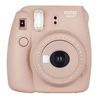 富士フイルム インスタントカメラ チェキ instax mini 8+(プラス) ココア INS MINI 8P COCOA 1台  (直送品)