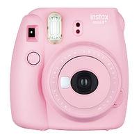 富士フイルム インスタントカメラ チェキ instax mini 8+(プラス) ストロベリー INS MINI 8P STRAWBERRY 1台  (直送品)