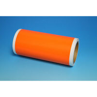 ノーブランド ビーポップ対応カラーシート 200タイプ 10m 屋内用 オレンジ(橙) (直送品)