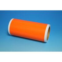 ノーブランド ビーポップ対応カラーシート 300タイプ 10m 屋内用 オレンジ(橙) (直送品)