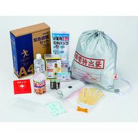 角利産業 緊急避難セット KEC-500 (直送品)