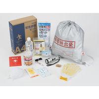 角利産業 緊急避難セット KEC-800 (直送品)