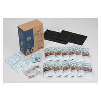 角利産業 非常時用簡易トイレキット STX-700 (直送品)