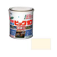 アサヒペン 水性ビッグ10多用途 1.6L (ビクトリアンW) 9011160(直送品)