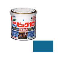 アサヒペン 水性ビッグ10多用途 0.7L (ニースブルー) 9011180(直送品)