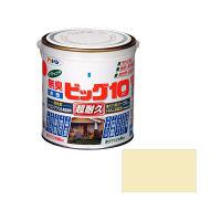 アサヒペン 水性ビッグ10多用途 0.7L (パステルサンド) 9011183(直送品)