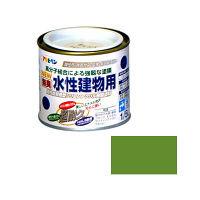 アサヒペン 水性建物用 1/5L (若草色) 9011309(直送品)