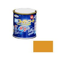 アサヒペン 水性スーパーコート 1/12L (シトラスイエロー) 9011450(直送品)