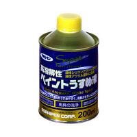 アサヒペン 高溶解性ペイントうすめ液 200ml 9011503(直送品)