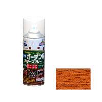 アサヒペン 水性ガーデン用カラースプレー 300mL (レッドオーク) 9011615(直送品)
