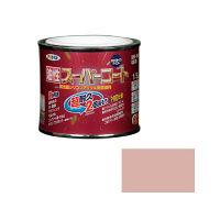 アサヒペン 油性スーパーコート 1/5L (シャドーピンク) 9011841(直送品)